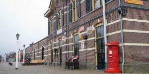 Museum buurtspoorweg locatie haaksbergen