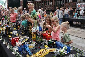 museum buurtspoorweg lego bricks