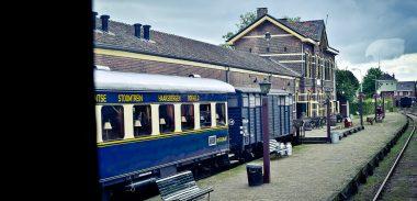 Museum Buurtspoorweg Perron Haaksbergen